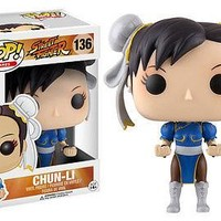 Funko Pop Games: Street Fighter - Chun-Li