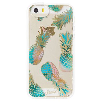Liana (Teal) - iPhone 5/5s - Shop