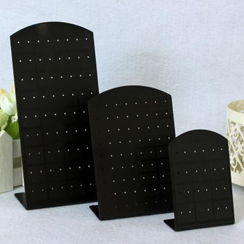 Earrings Display Stand or Convenient Jewelry Holder Show Case Tool Rack showcase beauty