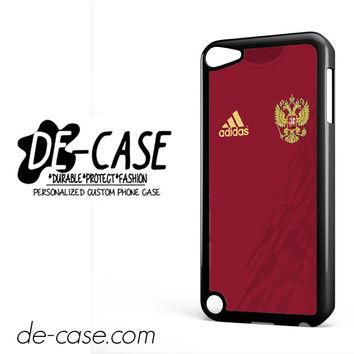 Russia Soccer Jersey For Ipod 5 Ipod Touch 5 Case Phone Case Gift Present YO