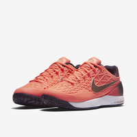 The NikeCourt Zoom Cage 2 Women's Tennis Shoe.