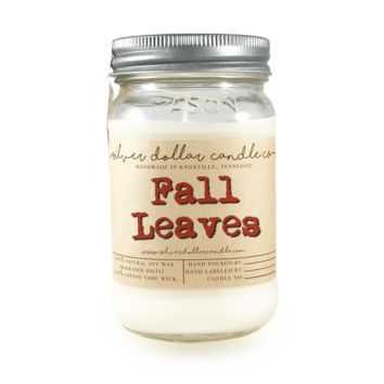 Fall Leaves - 16oz Soy Candle
