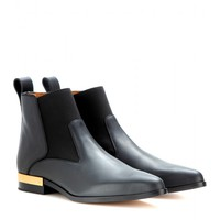 chloé - drew leather chelsea boots