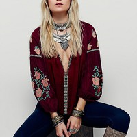 FP One Marishka Blouse at Free People Clothing Boutique