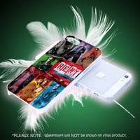 Rent Broadway Musical - Photo Print for iPhone 4/4s, iPhone 5/5s, iPhone 5c, Samsung S3 i9300, Samsung S4 i9500 Case