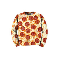 Pizza Kid's Sweatshirt