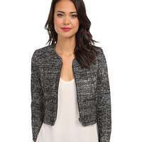 French Connection Velveteen Tweed Jacket