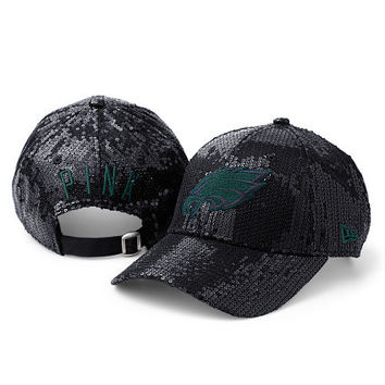 Philadelphia Eagles Sequin Hat - PINK - Victoria's Secret