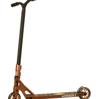 Ao Stealth 3 Complete Scooter Copper