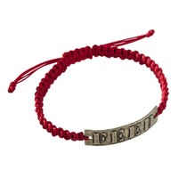 FEED for Target® Women's Bracelet -Red