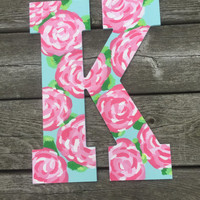 Lilly Pulitzer Inspired First Impressions Letter