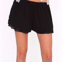 Summer Bliss Shorts Black