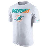 Nike Legend Staff Practice (NFL Dolphins) Men's Training Shirt