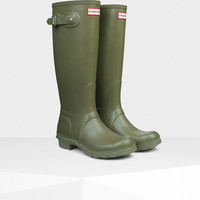 Hunter UK | Women's Original Tall Wellington Boots | Official Site