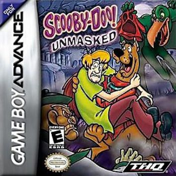 Scooby Doo Unmasked Nintendo Game Boy Advance