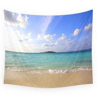 Society6 Beach Wall Tapestry