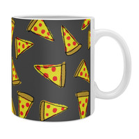 Leah Flores Pizza Party Coffee Mug