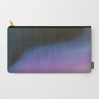 Ever So Slightly Carry-All Pouch by Ducky B
