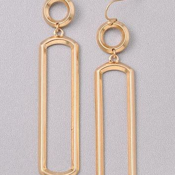 Cities Of Gold Earrings