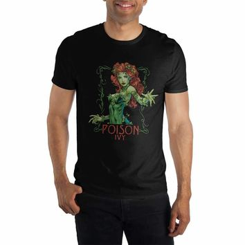 DC Comics Poison Ivy Gray Women's T-Shirt
