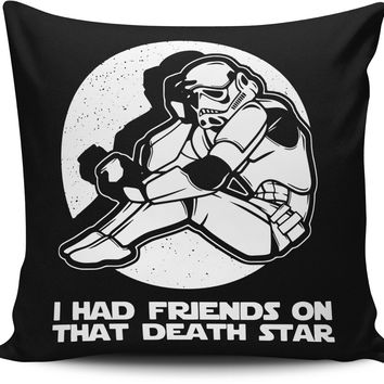 Death Star Pillow Cover