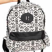 Tribe Quest Canvas Backpack
