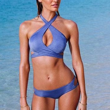 Crossover Wrap Halter - Very Sexy - Victoria's Secret