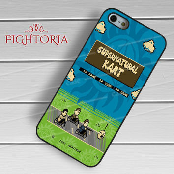 Supernatural Kart - zDzD for  iPhone 6S case, iPhone 5s case, iPhone 6 case, iPhone 4S, Samsung S6 Edge