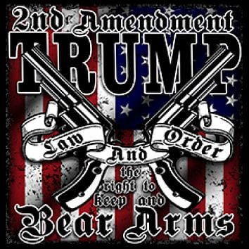 Trump 2nd Amendment By Dixie Outfitters®