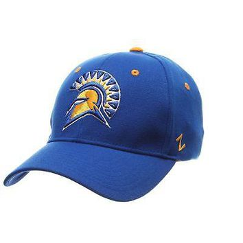 Licensed San Jose State Spartans Official NCAA ZHS Large Hat Cap by Zephyr 411773 KO_19_1