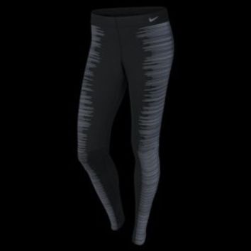 Academy - Nike Women's Printed Reflective Running Tight