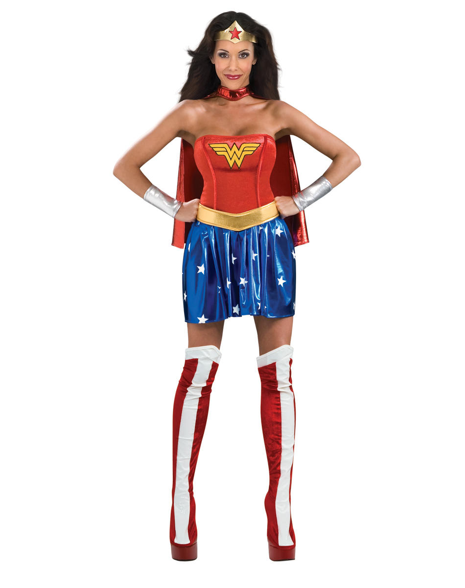 Wonder Woman Costume Spirit