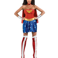 Wonder Woman Adult Womens Costume – Spirit Halloween