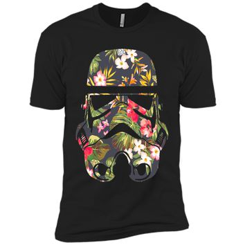 Star Wars Tropical Stormtrooper Graphic T-Shirt