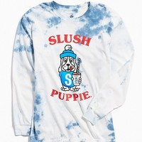 Slush Puppie Tie-Dyed Long Sleeve Tee | Urban Outfitters