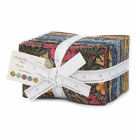 Morris Earthly Paradise Fat 8th Bundle by Barbara Brackman for Moda Fabrics