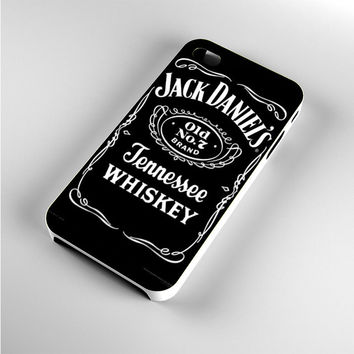 Jack Daniels Tennessee Whiskey Logo iPhone 4s Case