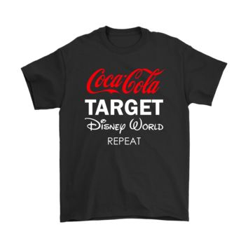 HCXX Coca-Cola Target Disney World Repeat Shirts