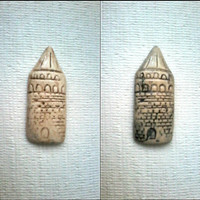 Galata Tower - İstanbul Magnet/ Fridge MagnetCeramic Fridge Magnet/ housewares / home decor / kitchen fridge magnet
