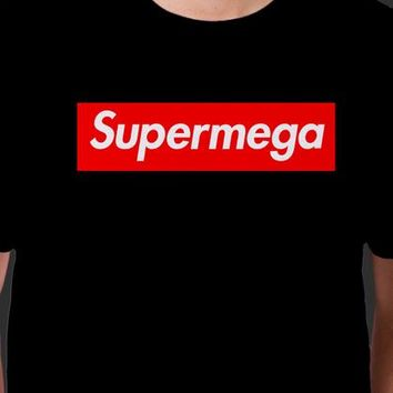 Supremely Mega (Black Variant) *LIMITED RUN*