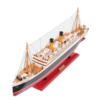 Empress of Ireland Hancrafted Cruise Ships Models