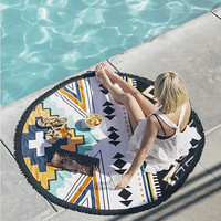 NEW Gigantic Mandala Tapestry Wall Hanging Beach Summer Shower Towel Blanket  Summer Large printed Round Circle Size 150x150cm
