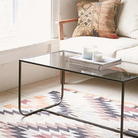 Assembly Home Odile Curved Coffee Table - Urban Outfitters