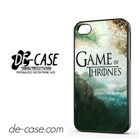 Game Of Thrones Cover DEAL-4545 Apple Phonecase Cover For Iphone 4 / Iphone 4S