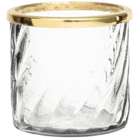 H&M Glass Tea Light Holder $4.99