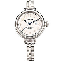 Shinola - Birdy Stainless Steel Bracelet Watch - Saks Fifth Avenue Mobile