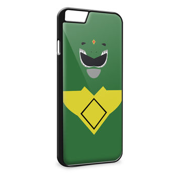 Green Power Ranger Mighty Morphin Art for iPhone 6 Plus Case
