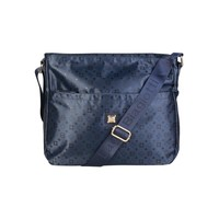 Laura Biagiotti Blue Crossbody Bag