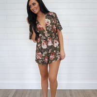 All For Fall Romper
