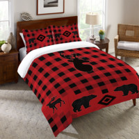 Buffalo Check Duvet Cover